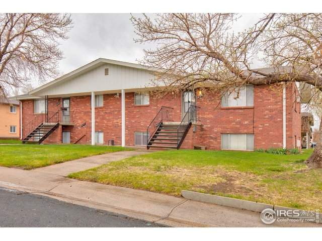 4901 W 27th St, Greeley, CO 80634 (MLS #939578) :: 8z Real Estate
