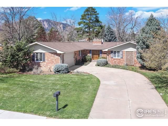 255 Mohawk Dr, Boulder, CO 80303 (MLS #939585) :: J2 Real Estate Group at Remax Alliance