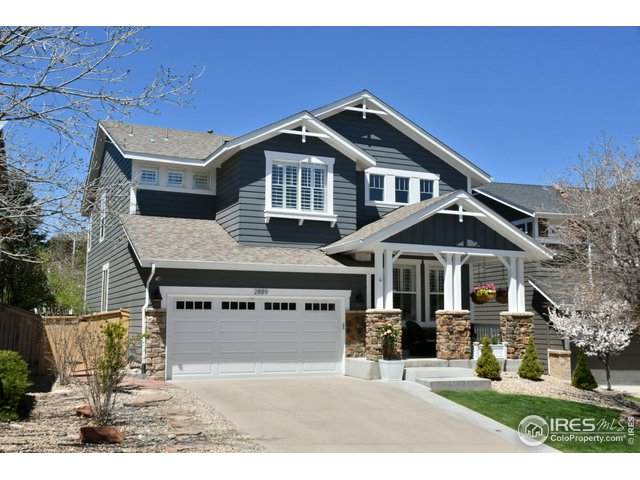 2889 Windridge Cir, Highlands Ranch, CO 80126 (#939588) :: Mile High Luxury Real Estate
