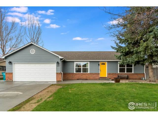 420 Edgewood Dr, Loveland, CO 80538 (MLS #939591) :: J2 Real Estate Group at Remax Alliance