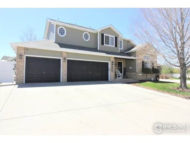 6296 W 3rd St, Greeley, CO 80634 (MLS #939610) :: Tracy's Team