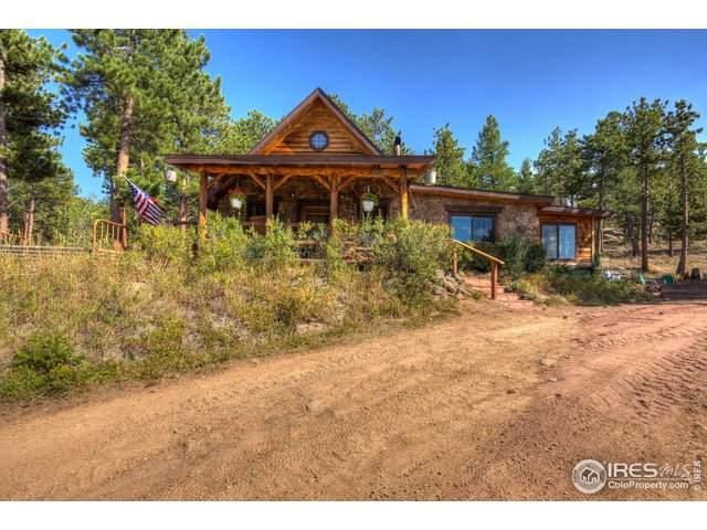 900 Spruce Dr, Lyons, CO 80540 (MLS #939618) :: RE/MAX Alliance