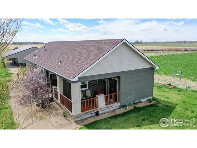 2581 Highway 144, Orchard, CO 80649 (MLS #939630) :: J2 Real Estate Group at Remax Alliance
