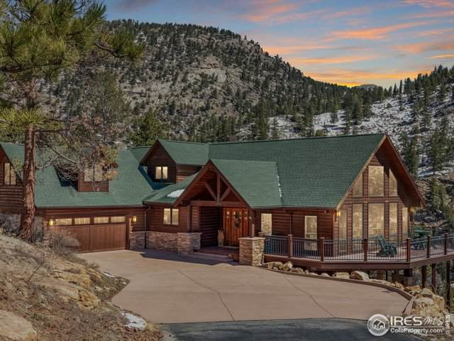1140 Fall River Ct, Estes Park, CO 80517 (MLS #939632) :: Downtown Real Estate Partners