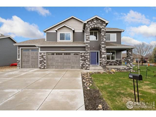 4025 Via Del Oro Dr, Loveland, CO 80538 (MLS #939636) :: Tracy's Team
