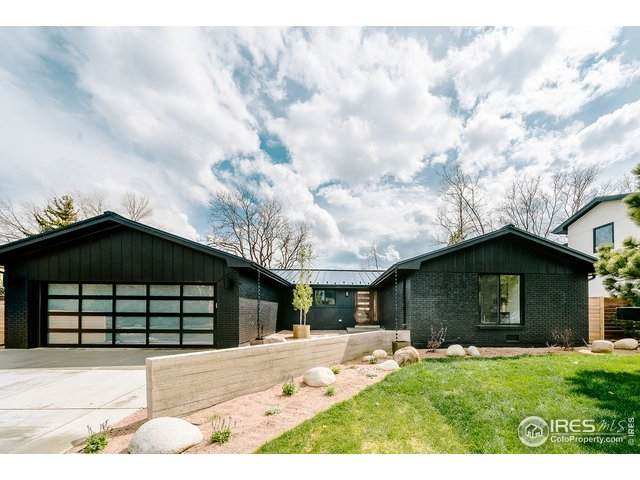 1930 Vista Dr, Boulder, CO 80304 (MLS #939645) :: Jenn Porter Group