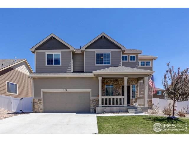 378 Mt Bross Ave, Severance, CO 80550 (MLS #939646) :: J2 Real Estate Group at Remax Alliance