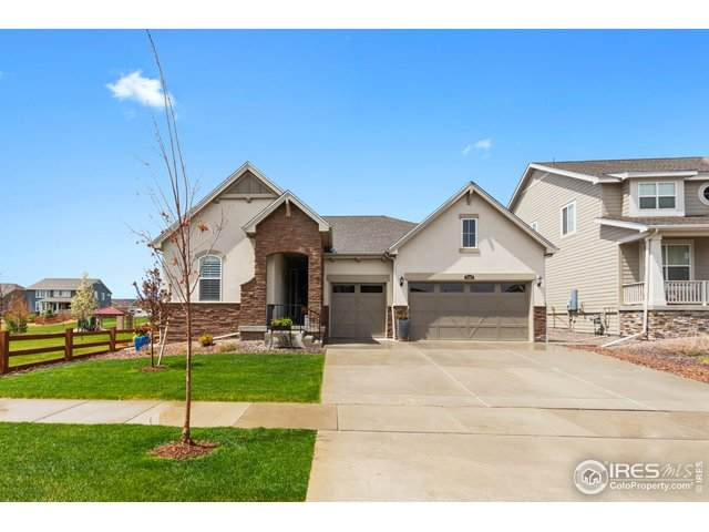 2383 Tyrrhenian Cir, Longmont, CO 80504 (#939656) :: Mile High Luxury Real Estate