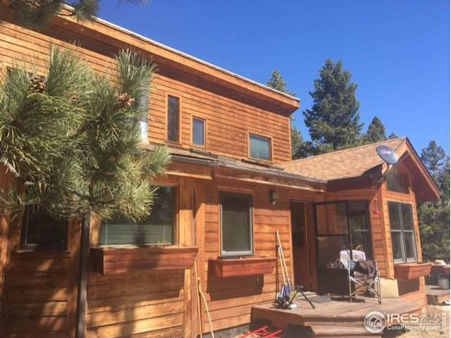 2323 Cold Springs Rd, Nederland, CO 80466 (MLS #939658) :: Jenn Porter Group