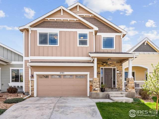 2785 Exmoor Ln, Fort Collins, CO 80525 (MLS #939672) :: J2 Real Estate Group at Remax Alliance