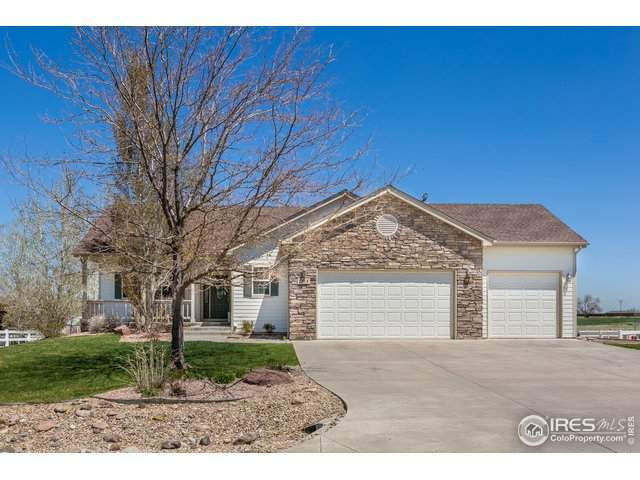 1318 Park Ridge Dr, Severance, CO 80615 (MLS #939674) :: J2 Real Estate Group at Remax Alliance