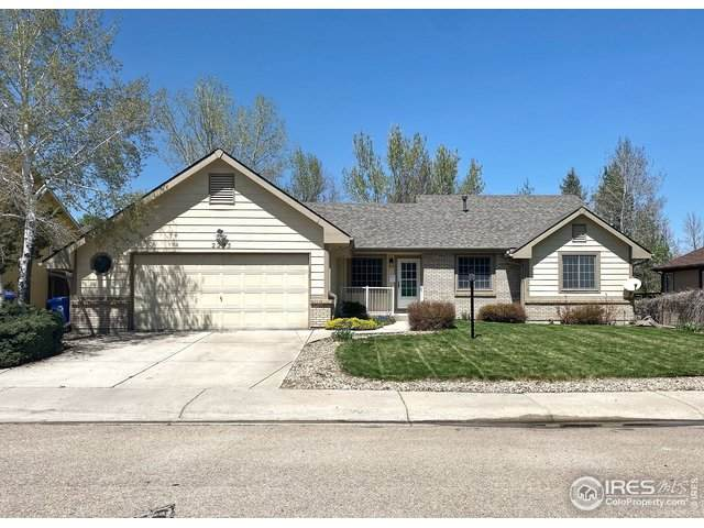 2295 Security Ct, Loveland, CO 80538 (MLS #939677) :: Tracy's Team
