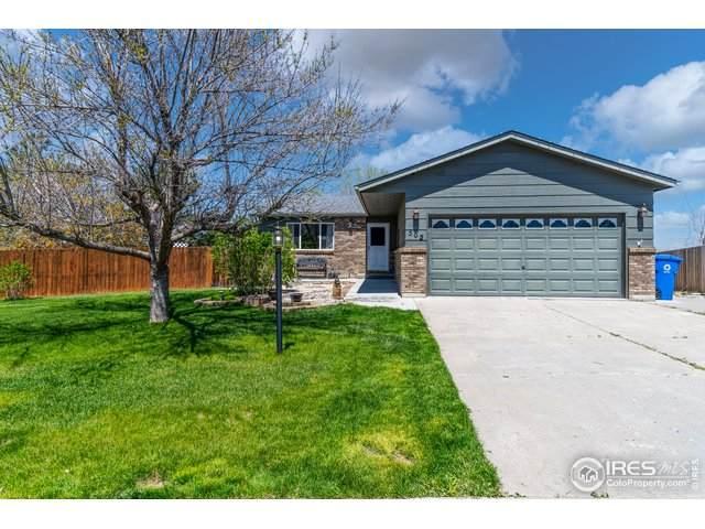 502 Sherri Dr, Loveland, CO 80537 (MLS #939680) :: Kittle Real Estate