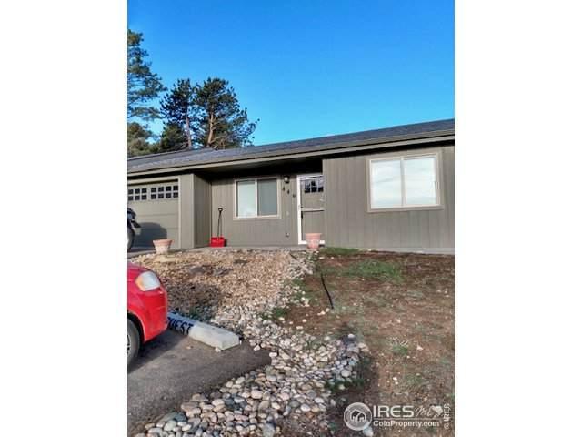 446 Stanley Ave, Estes Park, CO 80517 (MLS #939689) :: Downtown Real Estate Partners