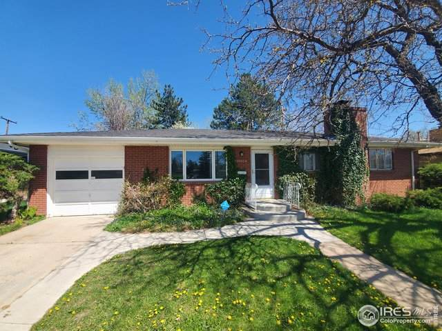 2640 13th Ave, Greeley, CO 80631 (#939693) :: Mile High Luxury Real Estate