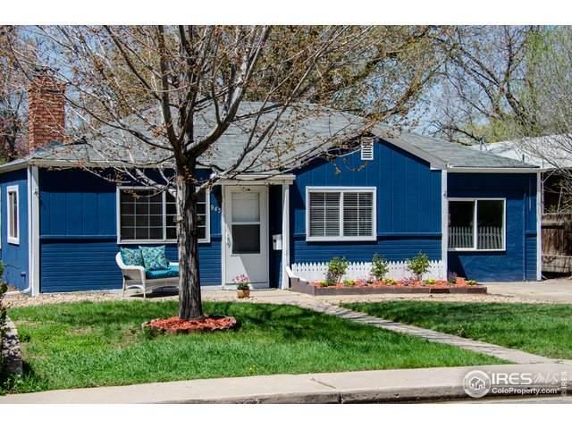 943 Venice St, Longmont, CO 80501 (#939713) :: My Home Team