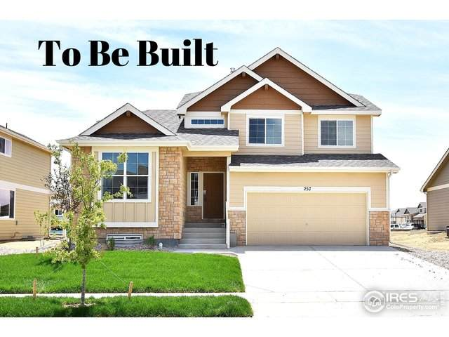 808 Finch Dr, Severance, CO 80550 (MLS #939717) :: J2 Real Estate Group at Remax Alliance