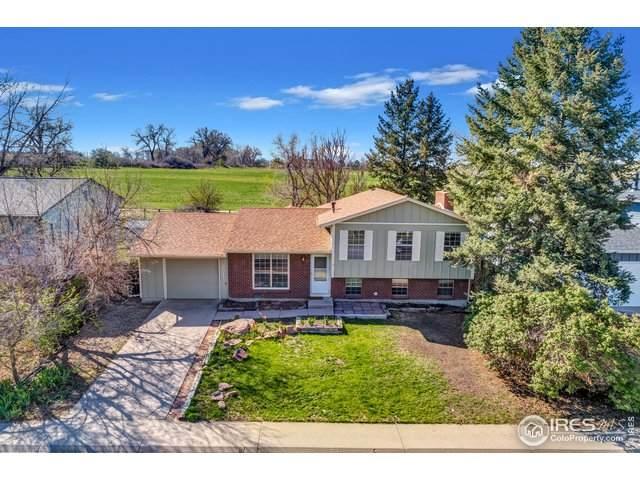 2511 N Franklin Ave, Louisville, CO 80027 (MLS #939718) :: Kittle Real Estate