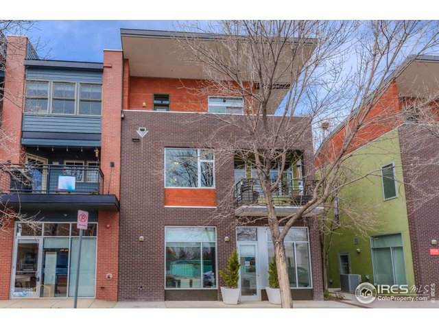 1114 Neon Forest Cir #2, Longmont, CO 80504 (#939724) :: My Home Team