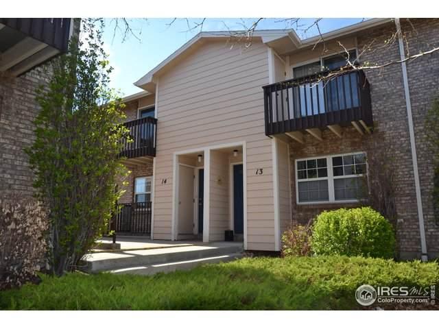 1346 Sunset St #14, Longmont, CO 80501 (MLS #939728) :: Keller Williams Realty