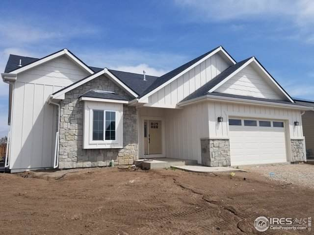 4122 Woodlake Ln, Wellington, CO 80549 (#939733) :: Mile High Luxury Real Estate