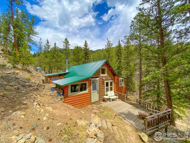 255 N Fork Rd, Glen Haven, CO 80532 (MLS #939734) :: Downtown Real Estate Partners