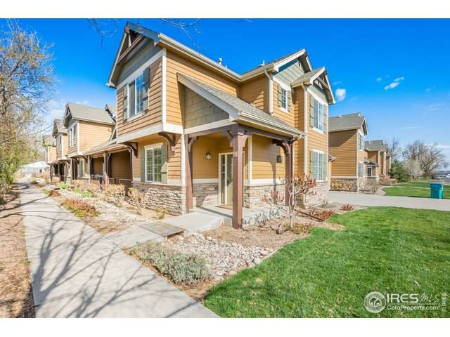 607 Cowan St D4, Fort Collins, CO 80524 (MLS #939736) :: Tracy's Team