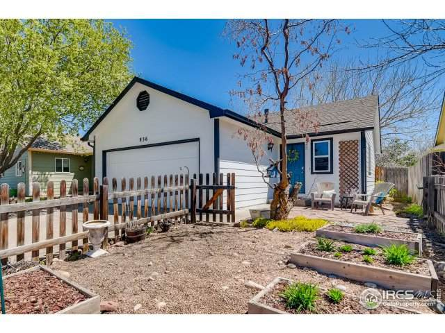 836 Aztec Dr, Fort Collins, CO 80521 (MLS #939741) :: Tracy's Team