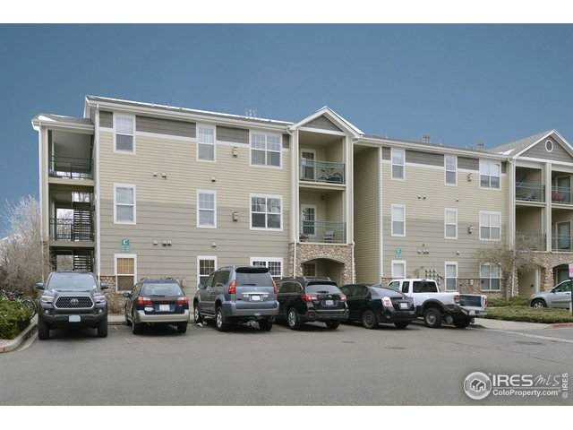 2226 W Elizabeth St #205, Fort Collins, CO 80521 (MLS #939744) :: Tracy's Team