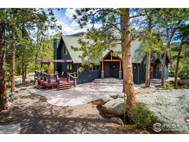 52 Wapiti Dr, Lyons, CO 80540 (MLS #939746) :: Downtown Real Estate Partners