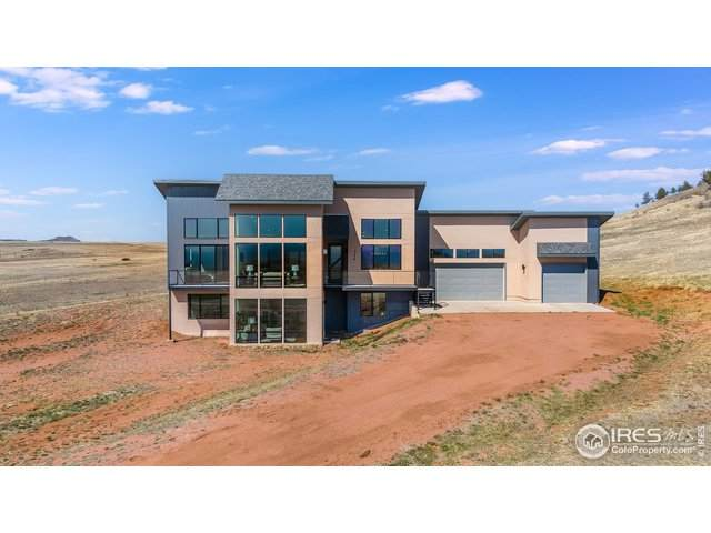 2176 Great Twins Rd, Livermore, CO 80536 (MLS #939753) :: Kittle Real Estate