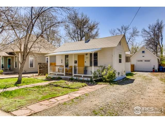 213 6th Ave, Longmont, CO 80501 (MLS #939759) :: J2 Real Estate Group at Remax Alliance