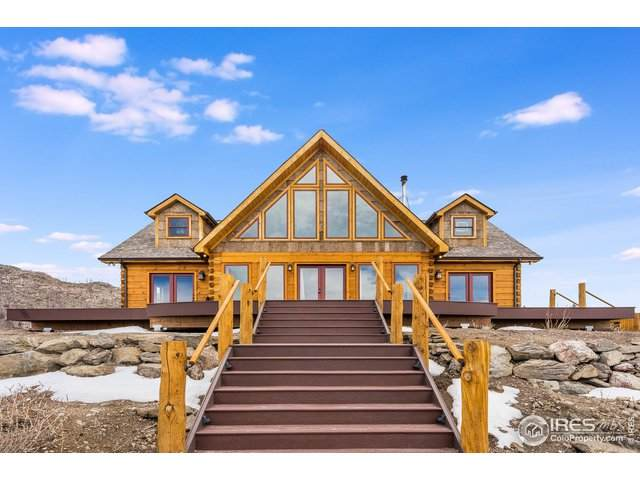 599 Ford Hill Rd, Bellvue, CO 80512 (MLS #939763) :: J2 Real Estate Group at Remax Alliance