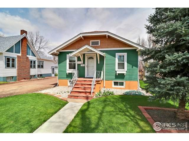 1423 12th St, Greeley, CO 80631 (#939766) :: Kimberly Austin Properties