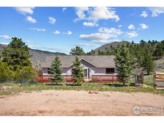 874 Gray Mountain Dr, Lyons, CO 80540 (MLS #939768) :: Bliss Realty Group