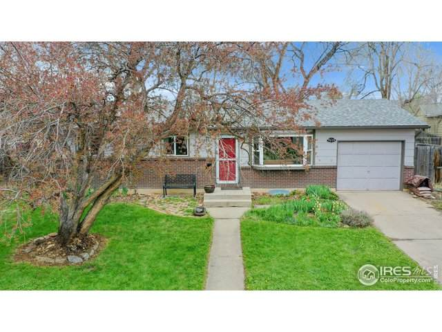 1421 Beech Ct, Fort Collins, CO 80521 (MLS #939771) :: Tracy's Team