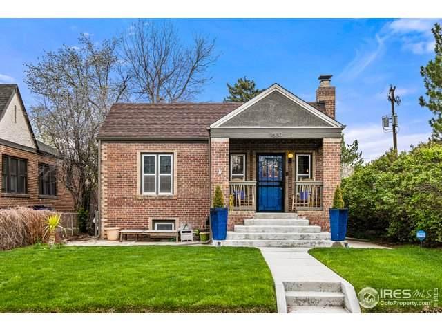 1530 Forest St, Denver, CO 80220 (#939779) :: Mile High Luxury Real Estate