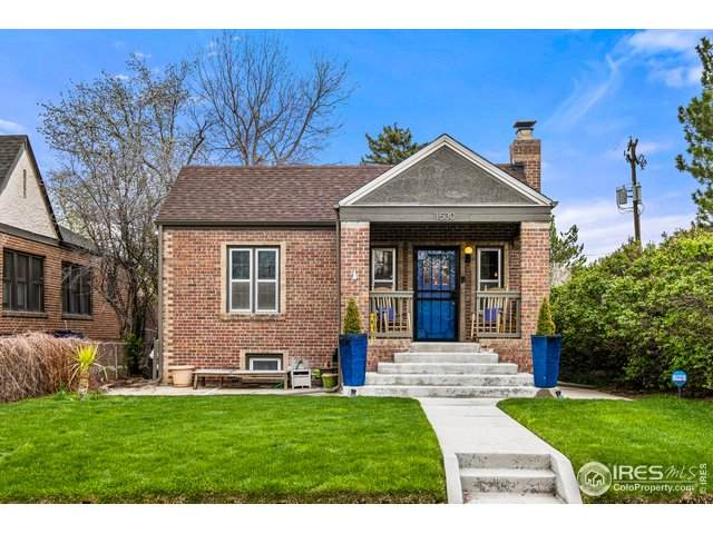 1530 Forest St, Denver, CO 80220 (MLS #939779) :: Downtown Real Estate Partners
