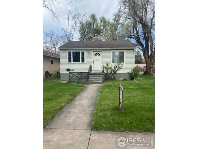 817 Mathews St, Fort Collins, CO 80524 (MLS #939781) :: Downtown Real Estate Partners