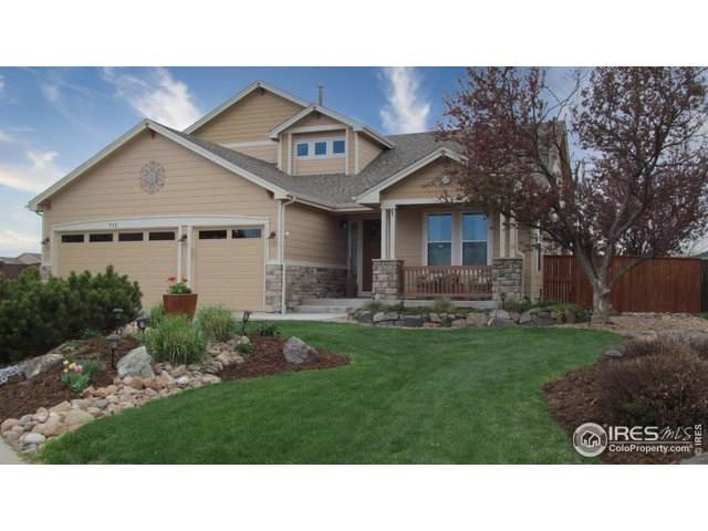 715 Glenarbor Cir, Longmont, CO 80504 (#939813) :: Mile High Luxury Real Estate