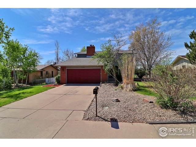 3924 W 22nd St, Greeley, CO 80634 (MLS #939814) :: Tracy's Team