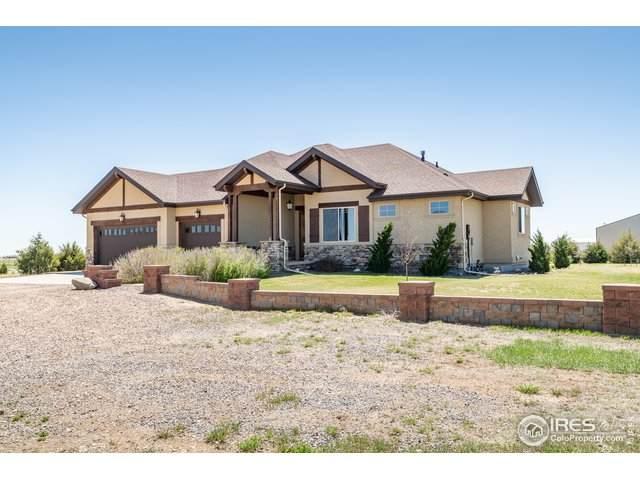 15500 Highway 52 Lot 1, Wiggins, CO 80654 (MLS #939815) :: J2 Real Estate Group at Remax Alliance