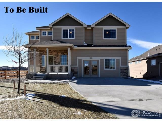 506 Lowland St, Severance, CO 80550 (#939826) :: The Margolis Team