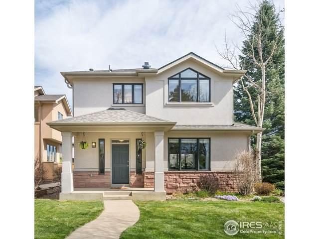 987 Poplar Ave, Boulder, CO 80304 (MLS #939828) :: Stephanie Kolesar