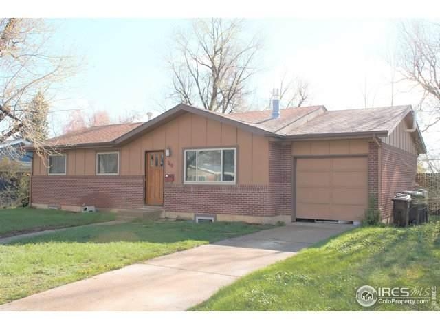 740 S 42nd St, Boulder, CO 80305 (MLS #939833) :: J2 Real Estate Group at Remax Alliance