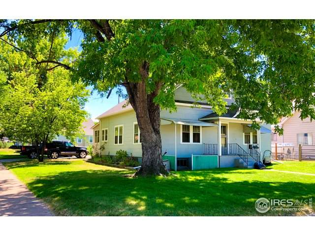 1402 10th St, Greeley, CO 80631 (MLS #939843) :: J2 Real Estate Group at Remax Alliance