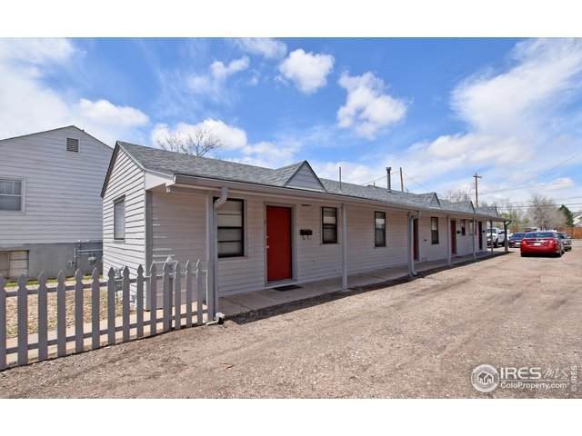 1113 5th St, Greeley, CO 80631 (MLS #939850) :: J2 Real Estate Group at Remax Alliance