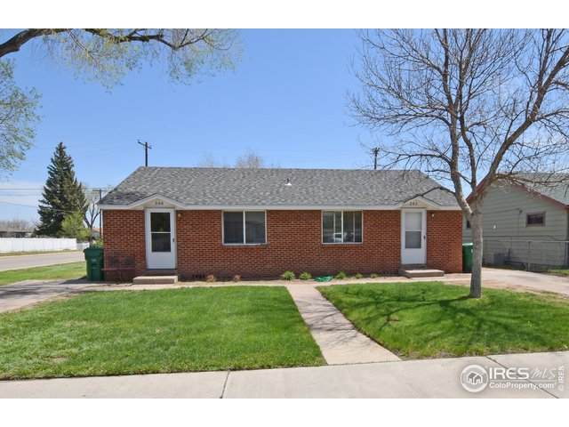 200 16th Ave Ct, Greeley, CO 80631 (MLS #939851) :: J2 Real Estate Group at Remax Alliance