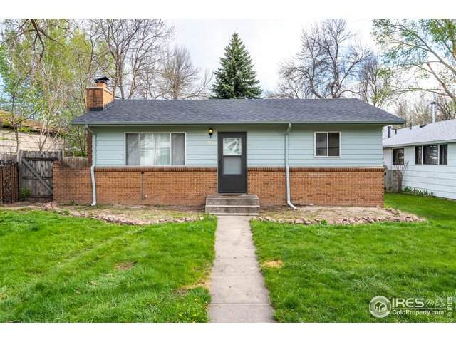 1250 E 5th St, Loveland, CO 80537 (MLS #939860) :: J2 Real Estate Group at Remax Alliance