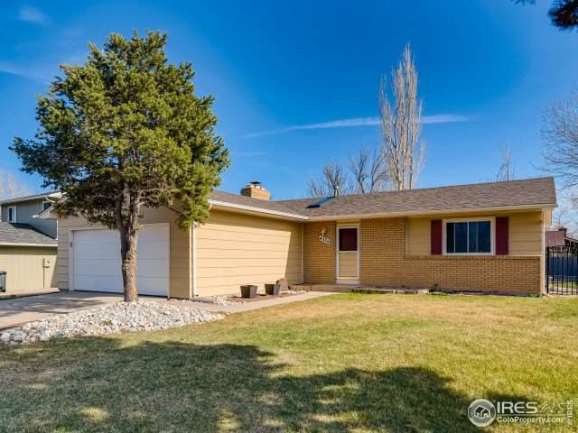 4326 W 22nd St, Greeley, CO 80634 (MLS #939863) :: J2 Real Estate Group at Remax Alliance
